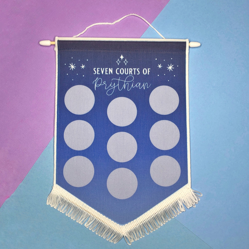 Enamel Pin Display Banner