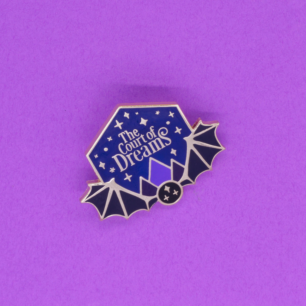Court of Dreams Enamel Pin