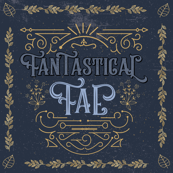 March WonderMail: Fantastical Fae