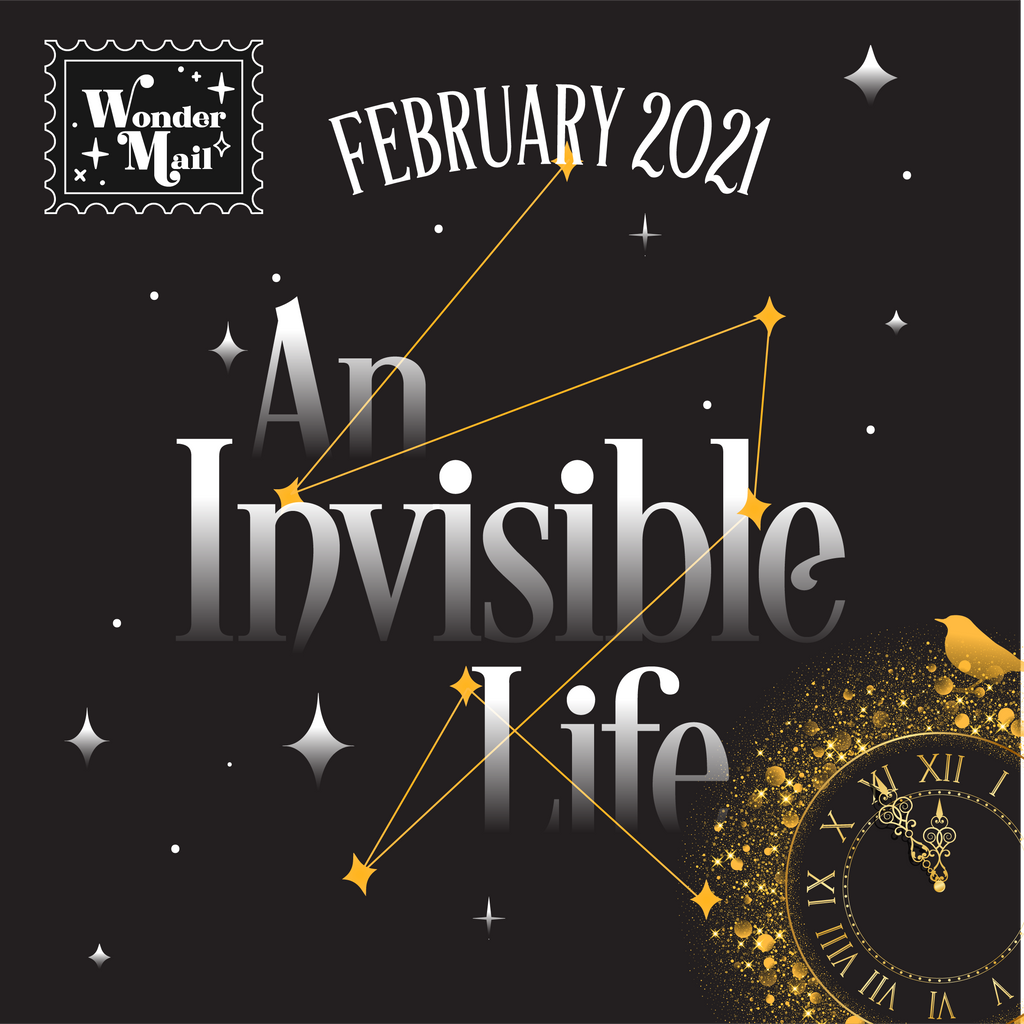 PIN ONLY February WonderMail: An Invisible Life