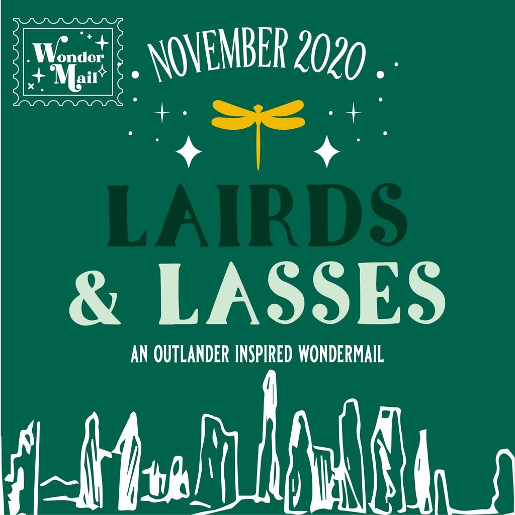 PIN ONLY November WonderMail: Lairds and Lasses