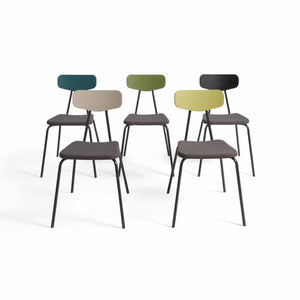 Pavesino Designer Chairs by DIX Studio for sale at SODA Furniture. SODA is Singapore's #1 commercial furniture supplier for F&B cafes, bistros, bars, pubs, chain restaurants, hospitality projects, airports, hotels & offices.