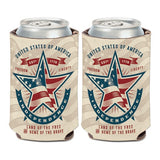 ~SELECT STYLES JUST ARRIVED~ <br>Support USA Patriotic Can Cooler