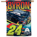 "William Byron NASCAR 28"" x 40"" Vertical Flag"