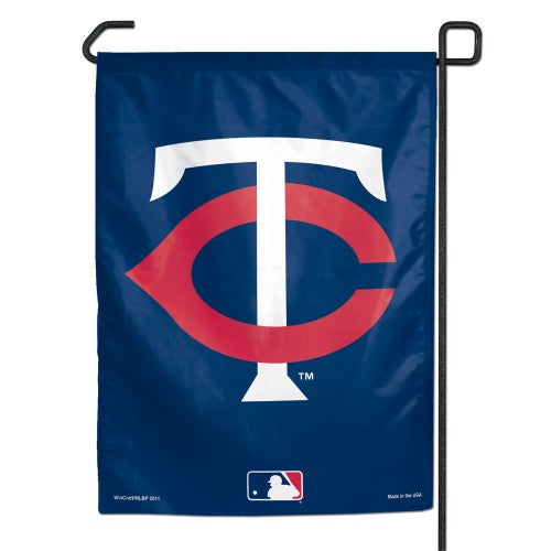 "Minnesota Twins MLB 11"" x 15"" Garden Flag"