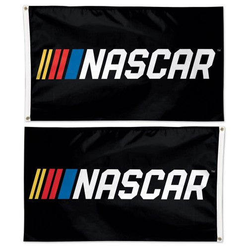 NASCAR Logo NASCAR 2-Sided 3 x 5 Flag
