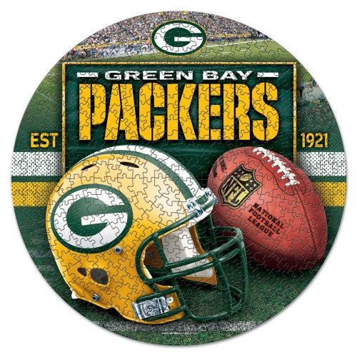 Green Bay Packers NFL 500-Piece Jigsaw Puzzle