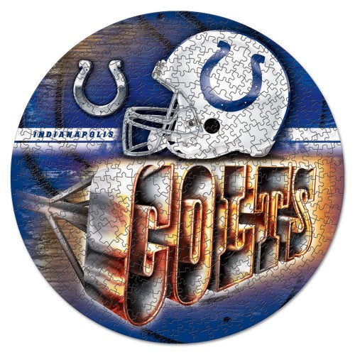 Indianapolis Colts NFL 500-Piece Jigsaw Puzzle