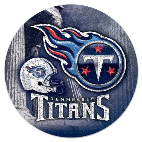 Tennessee Titans NFL 500-Piece Jigsaw Puzzle