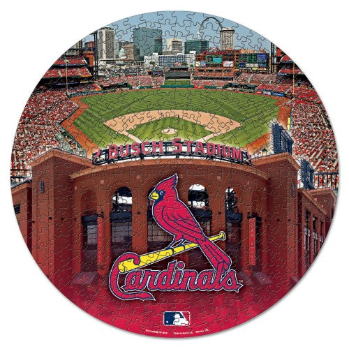 St Louis Cardinals MLB 500-Piece Jigsaw Puzzle