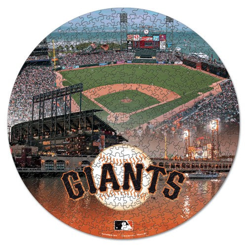 San Francisco Giants MLB 500-Piece Jigsaw Puzzle