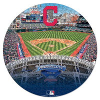 Cleveland Indians MLB 500-Piece Jigsaw Puzzle