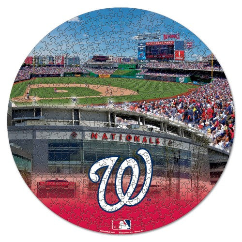 Washington Nationals MLB 500-Piece Jigsaw Puzzle