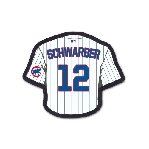 Chicago Cubs MLB Collectible Pin - Kyle Schwarber