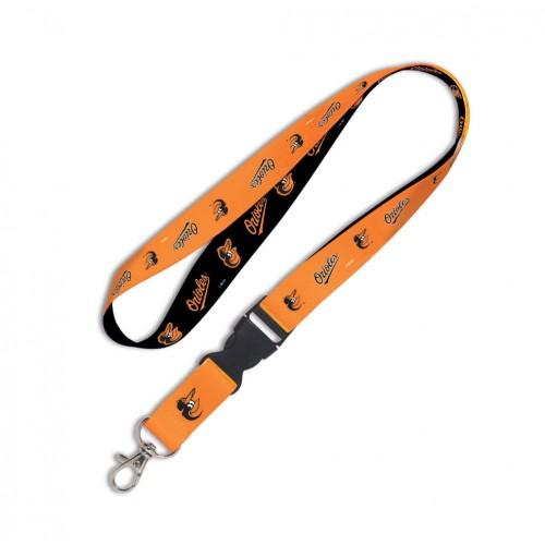 Baltimore Orioles MLB Lanyard - Team Colors