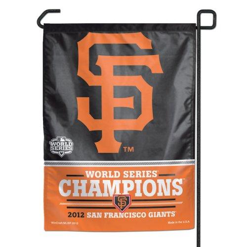 "San Francisco Giants MLB 11"" x 15"" Garden Flag - 2012 World Series Champions"