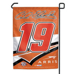 "Carl Edwards #19 NASCAR 11"" x 15"" Economy Garden Flag"