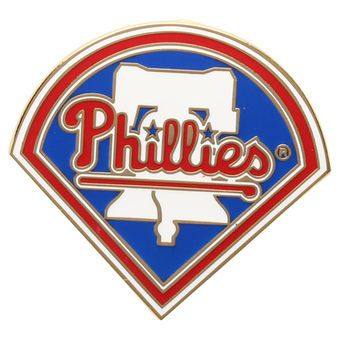 Philadelphia Phillies MLB Collectible Pin - Liberty Bell