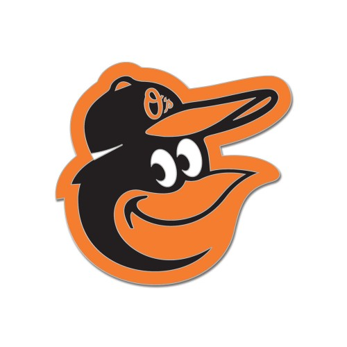 Baltimore Orioles MLB Collectible Pin - Team Logo