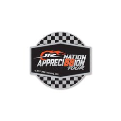 Dale Earnhardt Jr NASCAR Collectible Pin - Fan Appreci88ion Tour