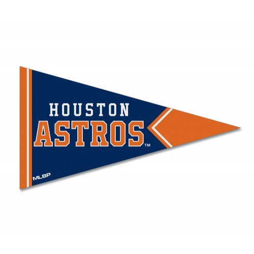Houston Astros MLB Felt Pennant Magnet