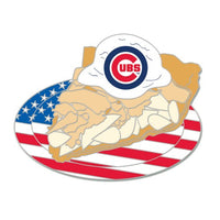 Chicago Cubs MLB Collectible Pin - Apple Pie