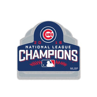 Chicago Cubs MLB Collectible Pin - 2016 National League Champions