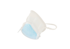 S8 Reusable Filtering Respirator/Face Mask (3 pcs+6 filters)