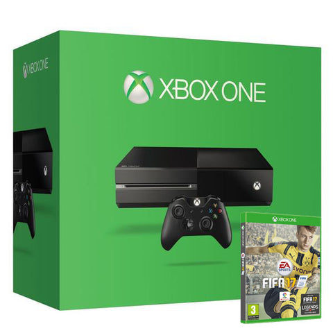 Microsoft Xbox One  500GB  FIFA 17 Bundle - Best Buy Best Price : Shop Online  Electronics , Computers with daily Deals and Promotions