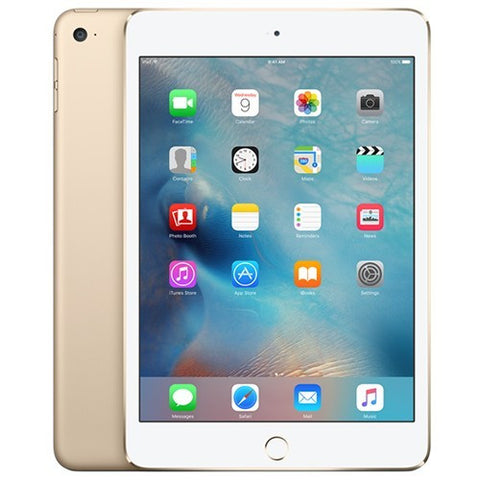 Apple iPad mini 4 Wi-Fi 16GB - Gold - Best Buy Best Price : Shop Online  Electronics , Computers with daily Deals and Promotions