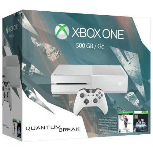 Xbox One Quantum Break Bundle 500 GB