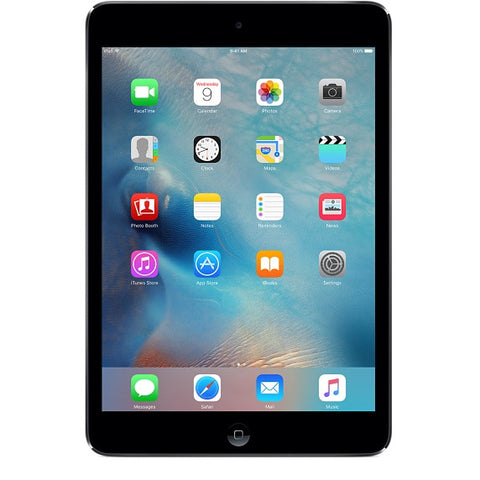 Apple  iPad mini 2 Wi-Fi 16GB - Space Grey - Best Buy Best Price : Shop Online  Electronics , Computers with daily Deals and Promotions
