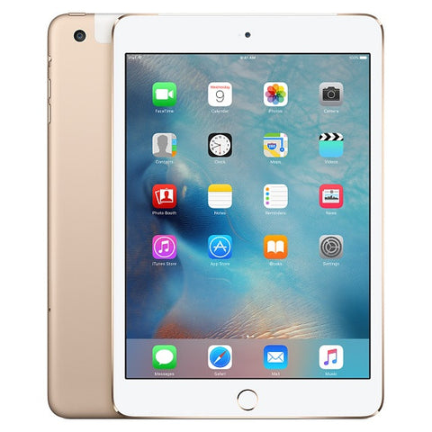 Apple iPad mini 3 Wi-Fi + Cellular 16GB - Gold - Best Buy Best Price : Shop Online  Electronics , Computers with daily Deals and Promotions