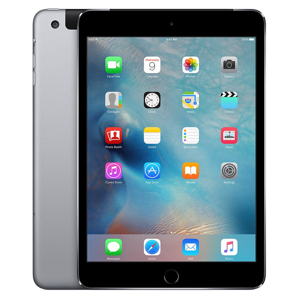 Apple iPad mini 3 Wi-Fi + Cellular 128GB 7.9-inch - Best Buy Best Price : Shop Online  Electronics , Computers with daily Deals and Promotions