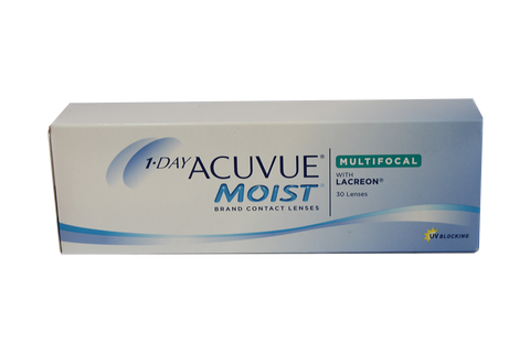 Acuvue Moist Multi-Focal