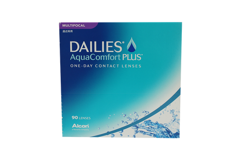 Dailies Aqua Comfort Plus Multi-Focal 90pk