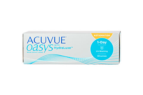 Acuvue Oasys For Astigmatism (30 Pack)