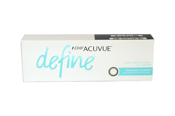 NEW 1-Day Acuvue Define