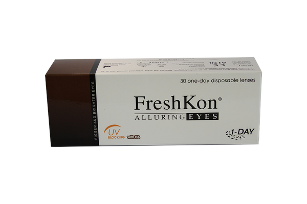 FreshKon Alluring Eyes 1-Day