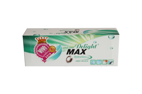 Delight Max contact lenses