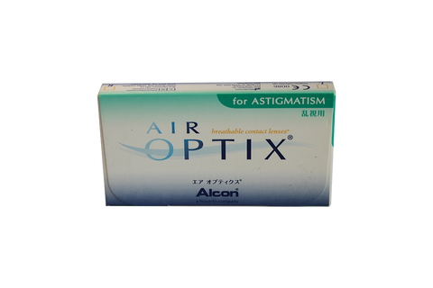 Air Optix Aqua Astigmatism
