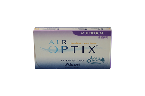 Air Optix Aqua Multi-Focal