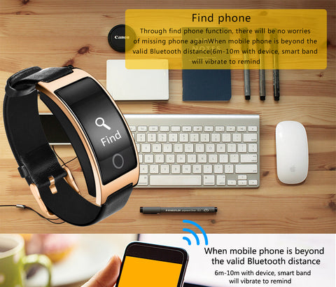Blood Pressure Smart Watch - Heart-beat Detection, Best Doctor Beside You!
