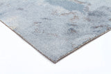 Amazing Cloud Modern Blue Rug