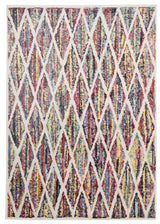 Dawson Modern Rug Multi Coloured