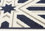 Indoor Outdoor Xenia Rug Navy