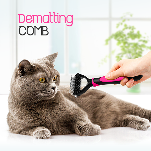 Buy Dematting Comb For Dogs Amp Cats Online Dakpets Dakpets