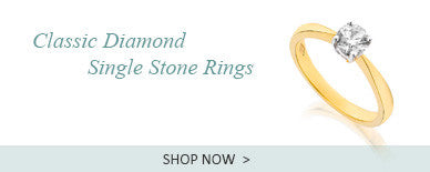 Diamond Single Stone Rings