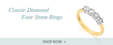 Diamond Four Stone Rings