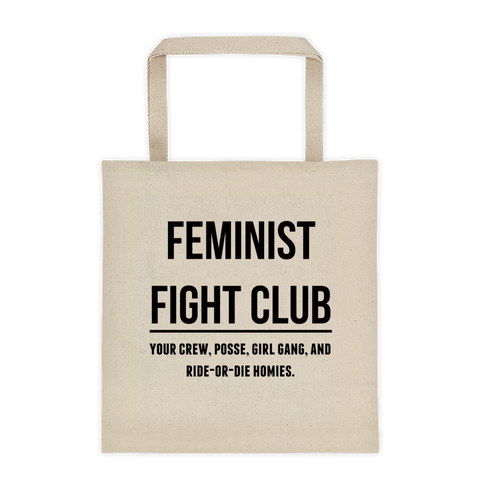 FFC- Who We Are Tote